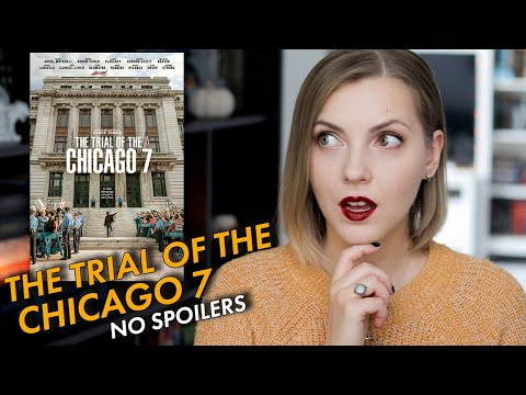 ⚖️ The Trial of the Chicago 7 (2020) | Movie Review