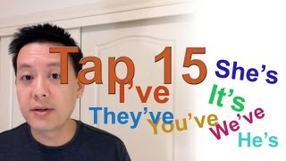 Tap 15: Phat Am Tieng Anh: I've, You've, He's, She's...