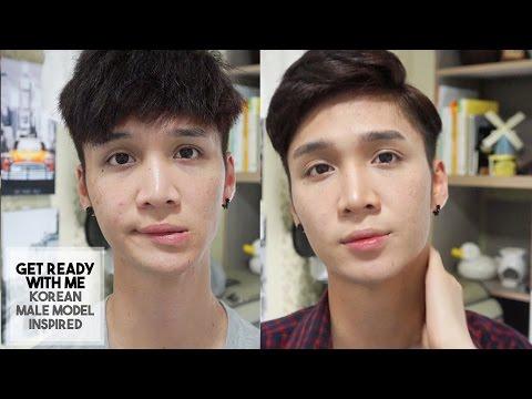 Get Ready With Me: KOREAN MALE MODEL INSPIRED - Edward Avila