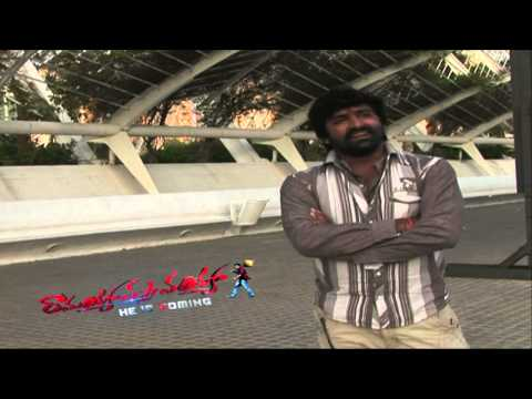 Ramayya-Vastavayya-Song-Making