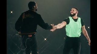 Drake Brings Out Meek Mill Finally Squash Beef At Boston Concert