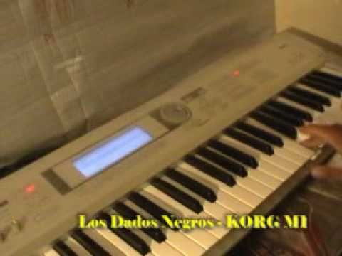 Korg M1 sonidos de cumbias clasicas