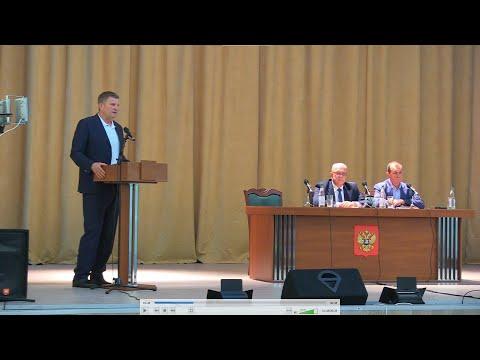 Депутат Волгоградской областной Думы Олег Савченко посетил Быковский район