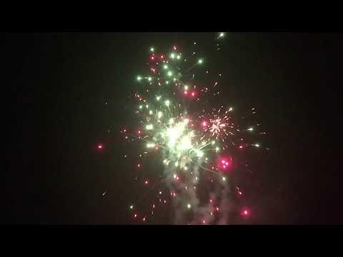 Flash Bang Wallop - 25 shot firework