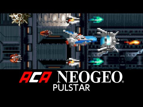 ACA NEOGEO PULSTAR Video Screenshot 1