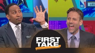 First Take debates LeBron James vs. Klay Thompson | First Take | ESPN