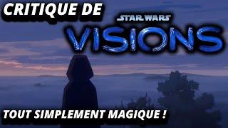 Critique : STAR WARS - VISIONS : juste EXCELLENT !
