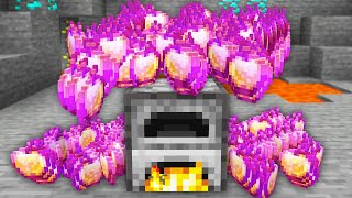 Minecraft, But Smelting Is Random And Multiplied...
