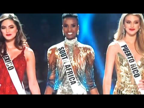 Miss Universe 2019 | Miss Universo 2019 en Español | LA GANADORA