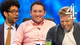 Jon Richardson's WEAK Insult Is HILARIOUS!! | 8 Out of 10 Cats Does Countdown | Best of Jon Pt. 6