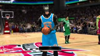 Superhero Dunk Contest NBA 2k14