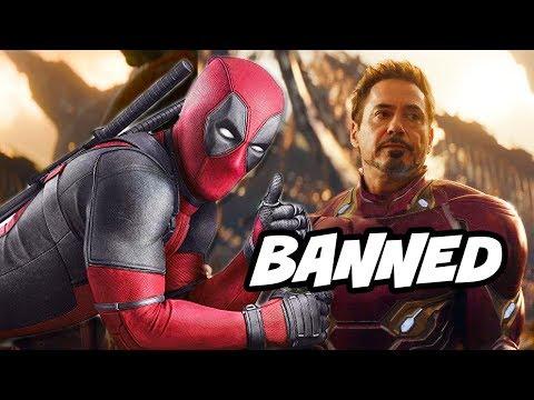 Deadpool 2 Trailer - Banned Jokes and Infinity War Easter Eggs