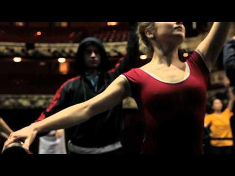 Nancy Osbaldeston, A Day in the Life of a Ballerina