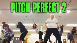 Pitch Perfect 2 Rehearsals - Convention Performance (Problem/Promises)