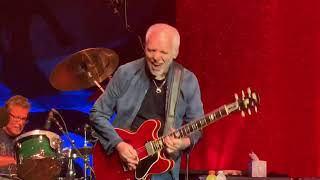 Peter Frampton Live 9/11/19 @ The Anthem In Washington DC