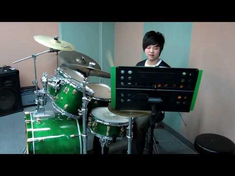 ICT Percussion Studio 洪梓婷 王力宏~愛錯