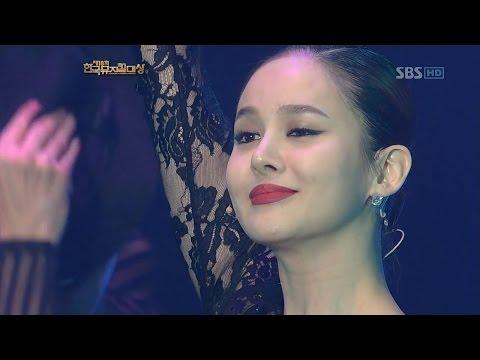 [한국뮤지컬대상] 121030 아이비 Roxie 축하공연