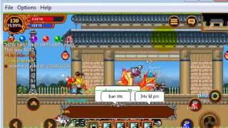 Ninjaschool - Maumebebet lôi đài Mcrckmylun (04/08/2017) part 1
