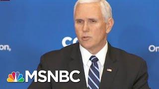 Mike Pence's 'Bush League' Move On ISIS | Morning Joe | MSNBC