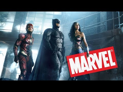 Justice League | A Marvel Movie