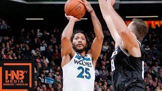 Minnesota Timberwolves vs Sacramento Kings Full Game Highlights   12.12.2018, NBA Season