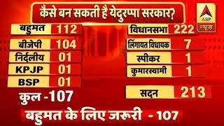 Karnataka Results: This is How BJP Will Touch Majority And Claim To Form Govt   ABP News