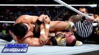 Randy Orton vs. Alberto Del Rio: SmackDown, July 19, 2013