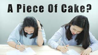 Koreans Take SAT Math Section // 한국인들이 미국 수능 수학을 푼다면