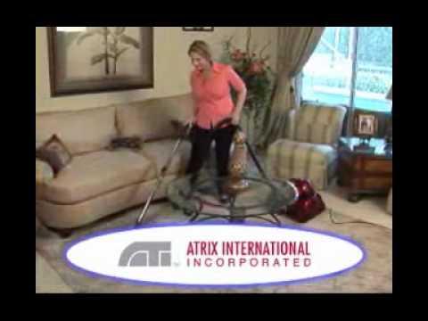 Atrix Cyclonic Turbo HEPA Vacuum