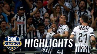 Monterrey vs. Tigres   2019 Liga MX Highlights