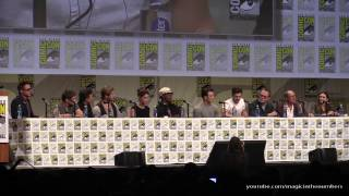 Avengers: Age of Ultron panel, SDCC 2014