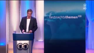 Lars Reichow – Fastnachtsthemen 2015