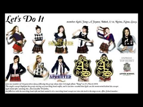 After School (애프터스쿨) & Orange Caramel (오렌지 캬라멜) Best Song | Single Compilation
