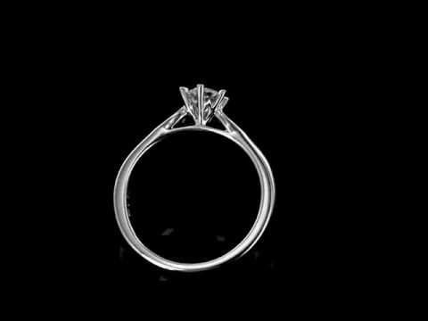 Browns Family Jewellers Brilliant Cut Diamond Engagement Ring