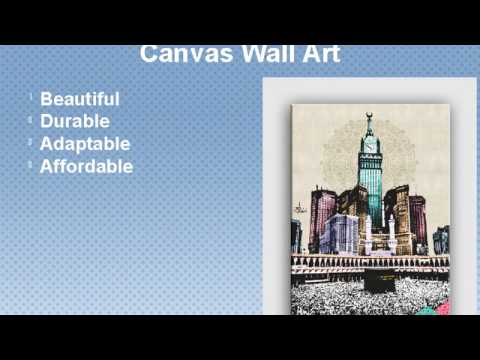 Benefits of Decorating Home with Canvas Wall Art