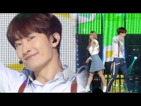 《Comeback Special》 ZHOUMI(Superjunior) (조미(슈퍼주니어-M)) - What's Your Number? @인기가요 Inkigayo 20160724