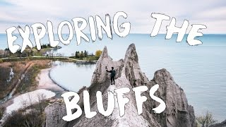 Exploring the Scarborough Bluffs