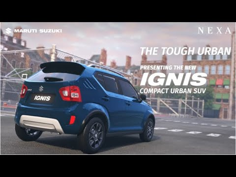 The New Maruti Ignis Accessories | Show off the New Ignis' Tough & Sporty Look
