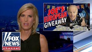 Ingraham: Joe Biden is his own worst enemy