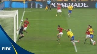 2010 FIFA World Cup's most anticipated match