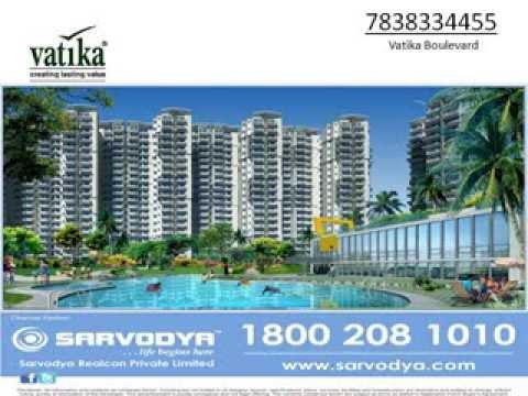 Vatika Boulevard Sector 83 Gurgaon 7838334455 Vatika Boulevard