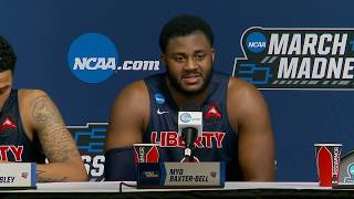 News Conference: Liberty vs Mississippi St. First Round Postgame
