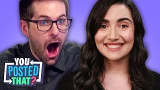 SAFIYA NYGAARD ON YOU POSTED THAT! (w/ Olan Rogers & Joe Bereta)