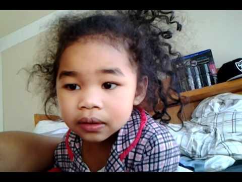 Blasian Baby Chloie Finally Talking Youtube