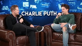 """Charlie Puth Explains Why His New Album Is Called """"Voicenotes"""""""