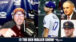 Rob Manfred Abuses Power With Execcesive Suspension of Joe Kelly | Ben Maller