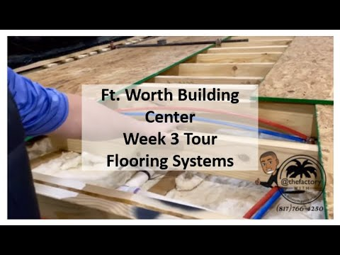 Watch Video of Week 3 of Ft. Worth Factory Tour