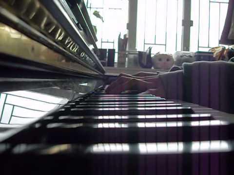 范瑋琪 + 張韶涵 - 如果的事 (鋼琴版Piano by hugowong)