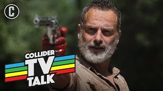 What If Rick Grimes ACTUALLY Left The Walking Dead? - Hypothetical Questions with Josh and Roxy!
