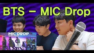 [REAKSI] BTS - MIC Drop - Gen Halilintar (Cover)